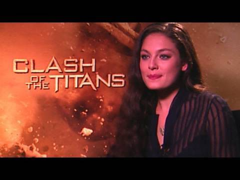 'Clash of the Titans' Alexa Davalos