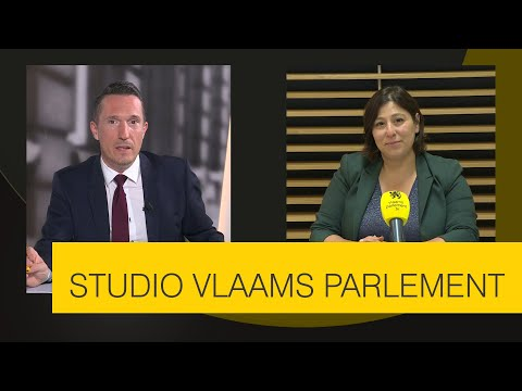 Studio Vlaams Parlement: