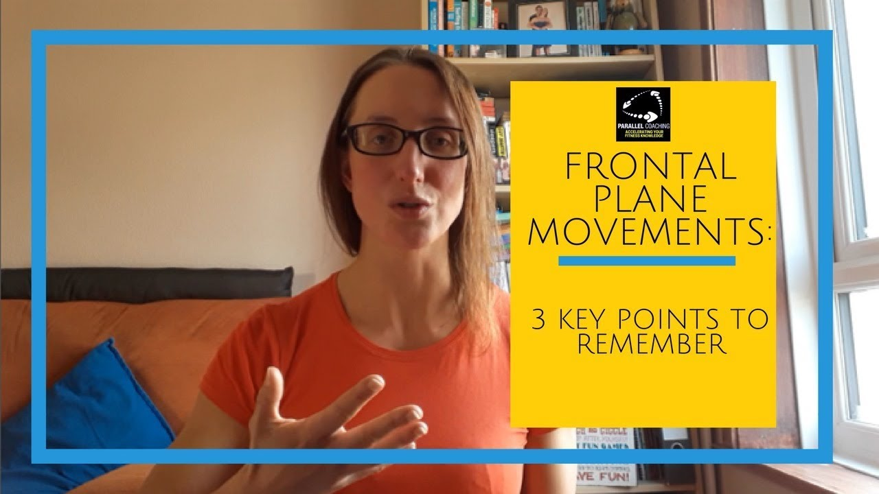 Frontal Plane of Movements 3 Points To Remember For Your Anatomy ...