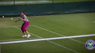 Wimbledon: How Marion Bartoli prepared to win Wimbledon