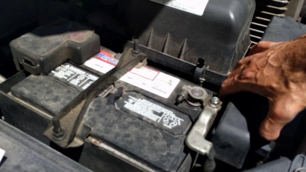 Kia Sedona Washer Fluid Not Working Youtube 2008 Rio5 Engine Fuse Box Diagram
