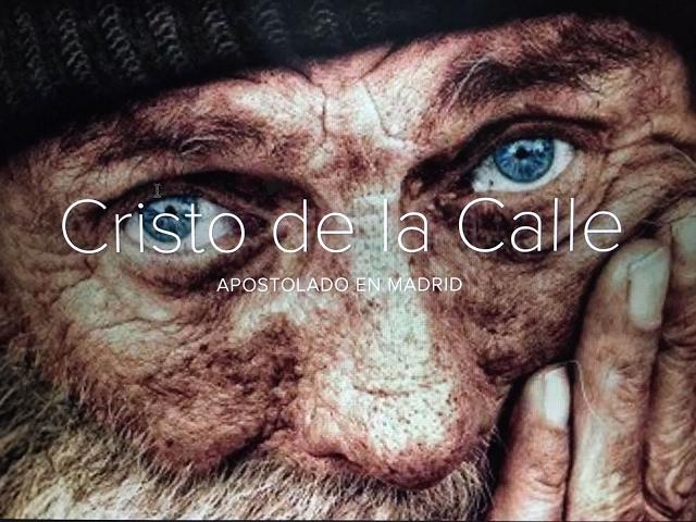Cristo de la calle | Madrid | #JuventudMisionera | Descubre el Regnum Christi que hay aquí