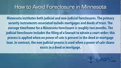 How to stop foreclosure in Minnesota