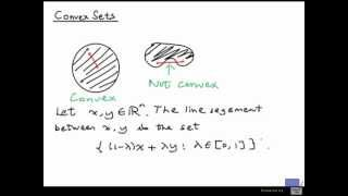 Convex Sets - Introduction