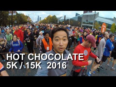 HOT CHOCOLATE 5K 15K 2016