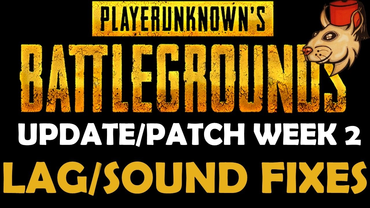 Playerunknown S Battlegrounds Gets New Update With Bug: PlayerUnknown's Battlegrounds Update Lag Fixed New Sounds