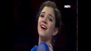 FS Championships Boston 2016. Evgenia Medvedeva (Russia).