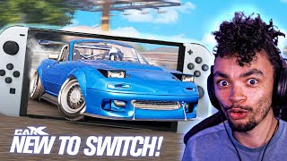 The BEST Drift Game... NEW to Nintendo Switch!