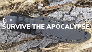 Survive The Apocalypse With The APO-1 By Survival Lilly