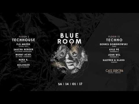 John Wil @ Blue Room Café Europa Bielefeld (14.01.2017)