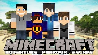 Minecraft :There Is No Learning Curve II - Undec Tańczy Jak Szalony w/ GamerSpace, Happy