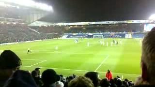 LEEDS UNITED V CHELSEA FA CUP QUARTER FINAL DEC 2012