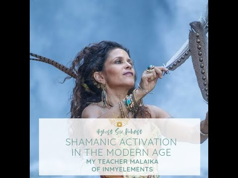 Highest Self Podcast Episode 055: Shamanic Activation in the Modern Age