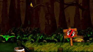 Donkey Kong Country 2 102% Walkthrough : Krem Quay - Knockhead Klamber