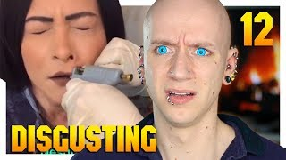 Reacting To Disgusting Piercing Fails | Piercings Gone Wrong 12 | Roly Reacts