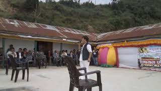 Singer Hiran Rai Amchok Balangkha Bhojpur Perfom