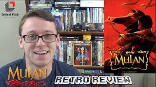 Mulan (1998) Retro Review!