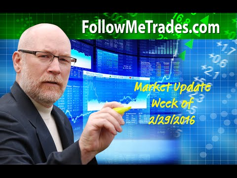 I vote for a clear market trend!  Market Update week of 2/29/16