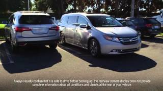 2016 Honda Odyssey: 5 More Cool Things