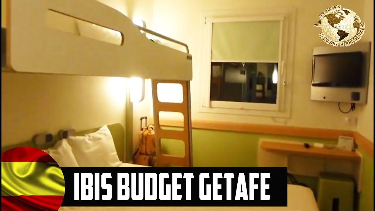 Hotel Ibis Budget Getafe Muy Cerca De La Warner Madrid