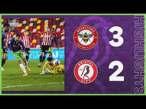 Brentford Bristol City Goals And Highlights