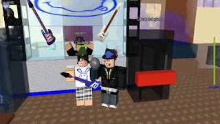 ROBLOX - Rock N' Roll Convention - 2 hours before