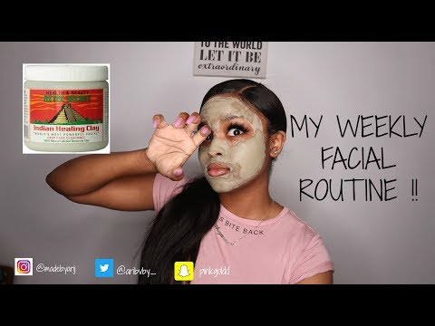 Aztec Secret Indian Healing Clay Review & Demo, YAY OR NAY ! | Ari J.
