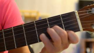 Дайте ходу пароходу - аккорды на гитаре