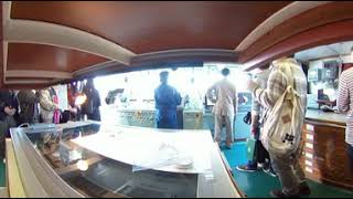 VR動画 2017.11.03商船祭 大島丸乗船 RICOH THETA V