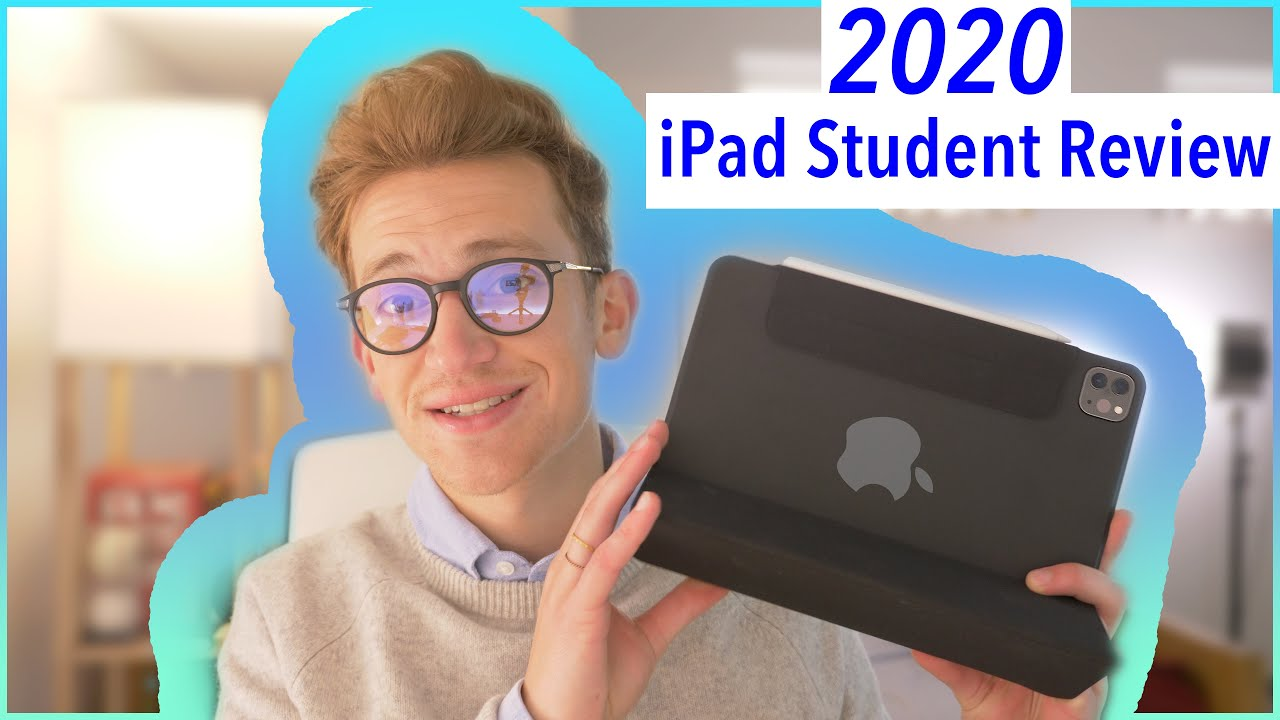 2020 iPad Pro for COLLEGE - Student Review - YouTube