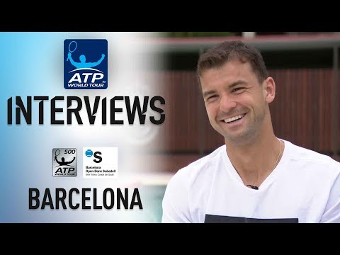 Dimitrov Excited For Barcelona Return