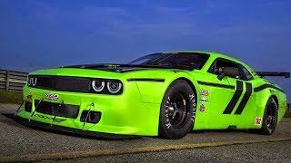 SRT Motorsports Dodge Challenger Trans Am 2014