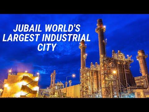 AL JUBAIL WORLD'S LARGEST INDUSTRIAL CITY | JUBAIL SAUDI ARABIA INDUSTRIAL CITY TOUR