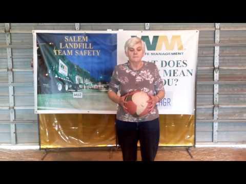 Salem Waste Disposal Center   March Madness 2014   Critical 8