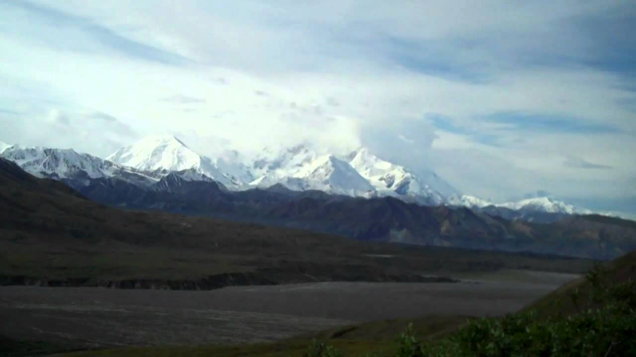 Denali Alaska Tundra Tour.mp4 - YouTube