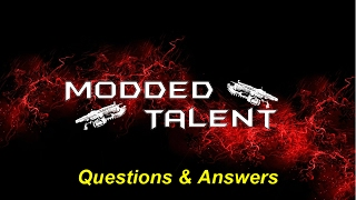 Modded Talent: Q & A (3K Special!) thumbnail