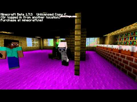 Strip Club (Minecraft) - YouTube