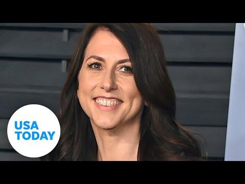 MacKenzie Scott donates another $2.7 billion: What you should know   USA TODAY