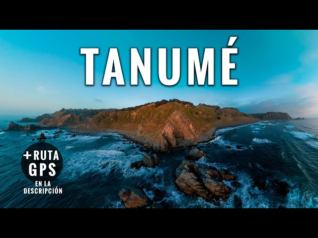 TANUMÉ: Trekking de 17 Kms a Cavernas y Mansión Faraónica - Pichilemu, Chile