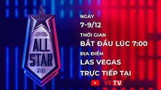 All-Star Event 2018 - Ngày 3