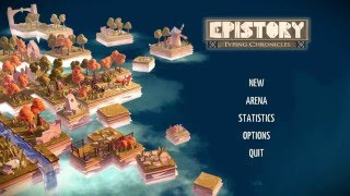 First look at Epistory - Typing Chronicles (review)