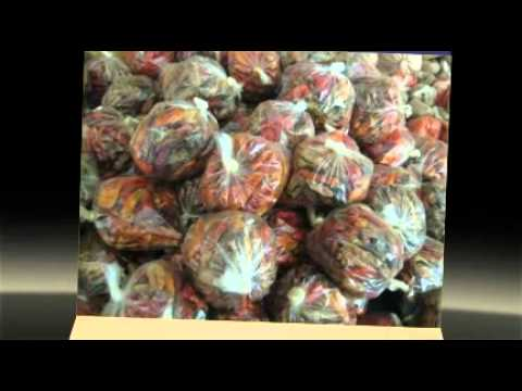 FOOD FROM LIBERIA (West Africa)