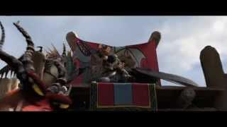 Как приручить дракона (клип под трек Мельница - Дороги)