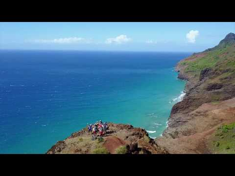 Na Pali Coast Hike to Kalalau Beach