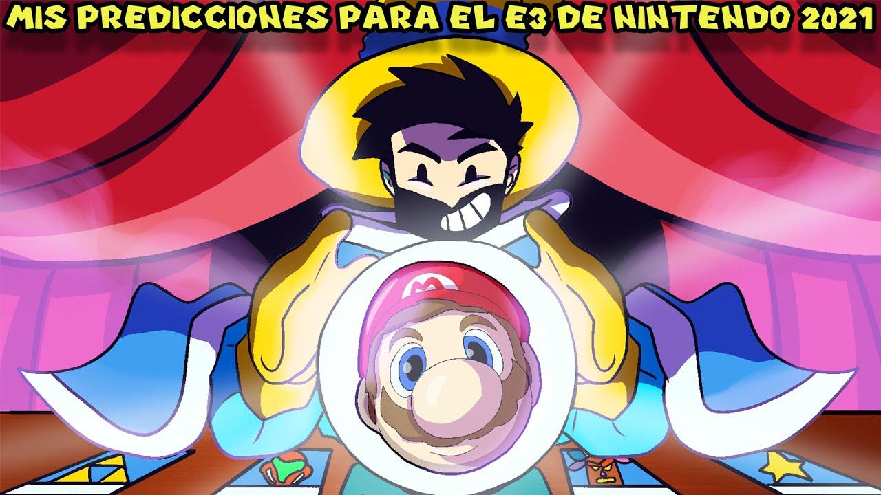 Mis PREDICCIONES para el NINTENDO E3 2021 - Pepe el Mago