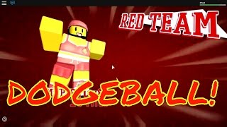 Roblox - DodgeBall Minigame - Wipeout! - Gameplay in Spanish