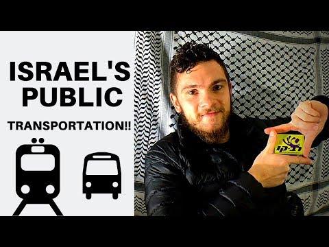 #34 Israel's Public Transportation