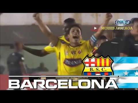 Emocionante El camino de Barcelona Sporting Club a Semifinales de la Copa Conmebol Libertadores 2017