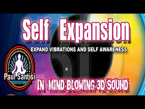 Self Expansion 1000's Of Feel Good Affirmations 3D Sound Guided Meditation Paul Santisi