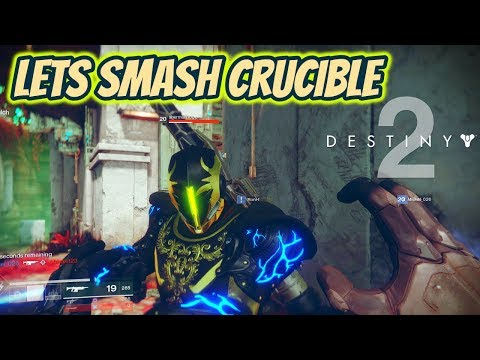 Destiny 2 | Episode 9 - More Crucible Gameplay